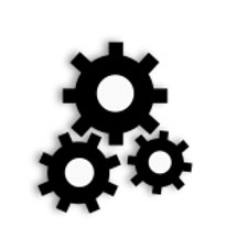 These gears symbolize the collection of parts manuals available for all of Ride Inc's wellsite safety products