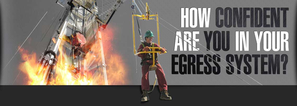 how confident are you in your emergency egress system?